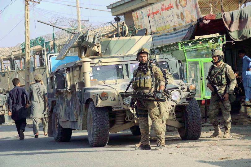Truk Bom Serang Konsulat Jerman di Afghanistan, Empat Tewas