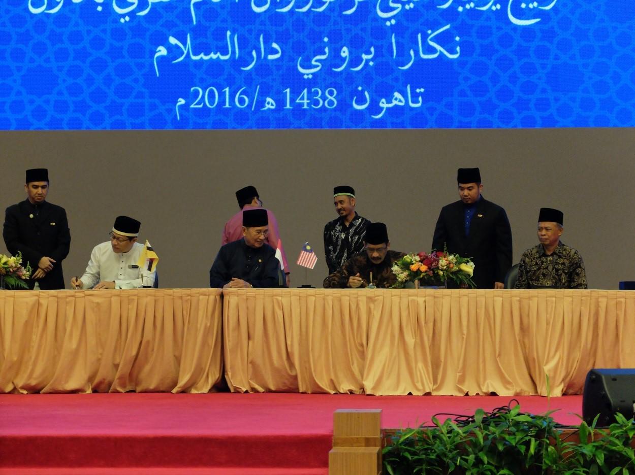 Empat Perguruan Tinggi Indonesia Jalin Kerja Sama Dengan Brunei Darussalam