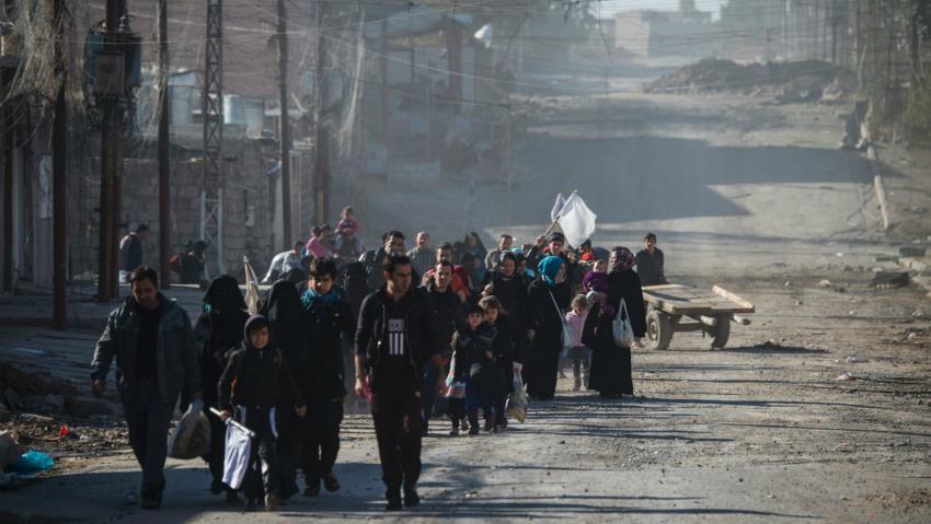 Pasukan Irak Terus Maju ke Pusat Mosul