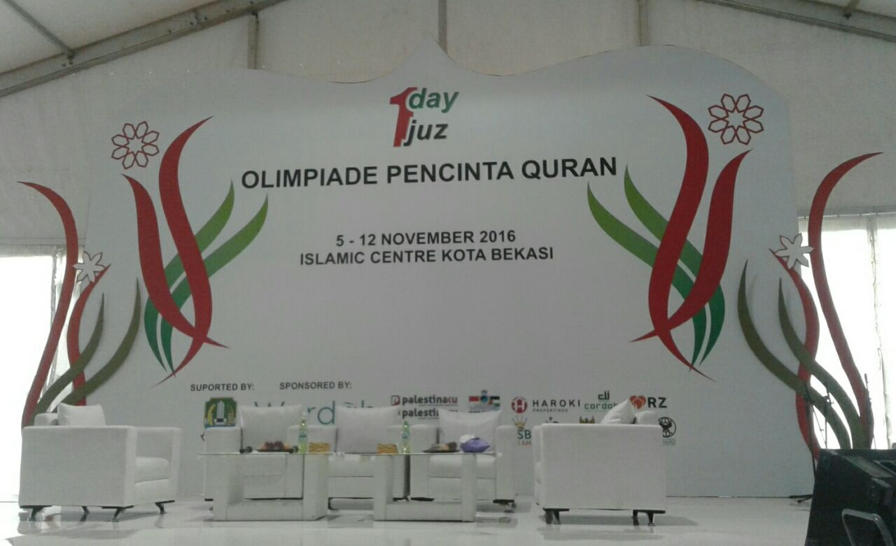 Hari Terakhir OPQ, ODOJ Pamerkan Robot Baca Al-Quran