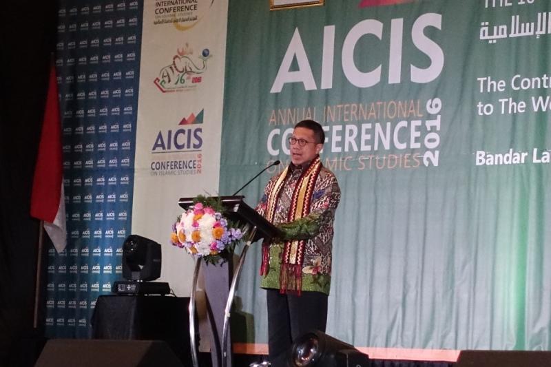 Menag Harap AICIS 2016 Lahirkan Deklarasi Lampung Tentang Islami Indonesia