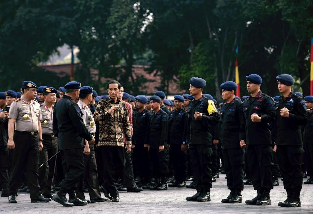 Proses Hukum Sudah Dilakukan, Jokowi Berharap Tidak Ada Demo-Demo Lagi