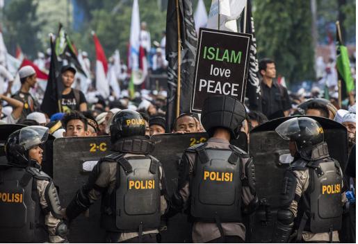 """Waspada """"Adu Domba"""" Umat Islam dengan Aparat Keamanan"""