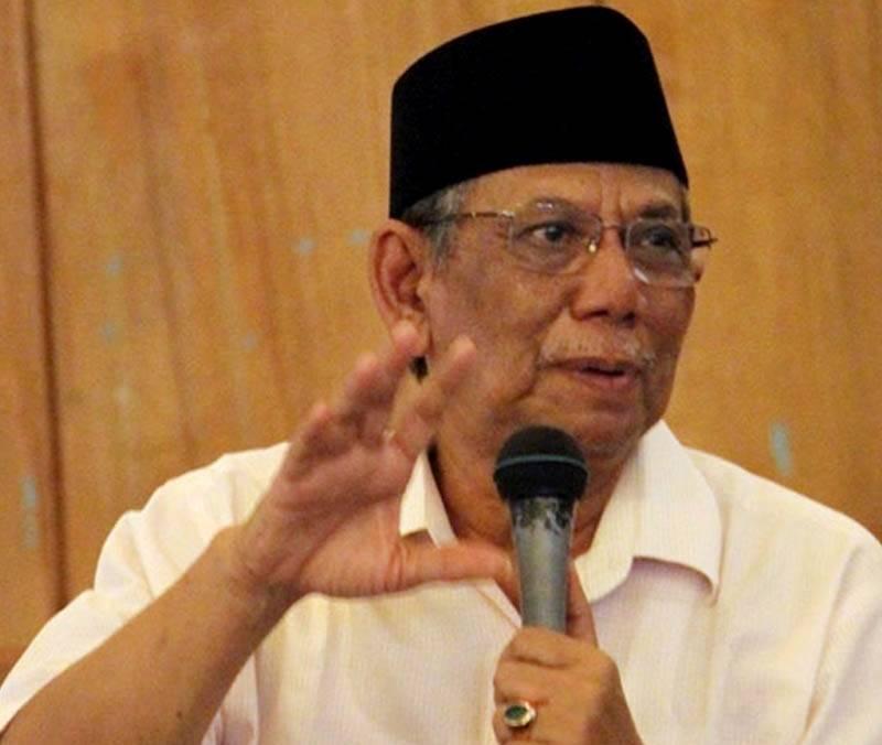KH. Hasyim Muzadi : Tiga Hal Yang Tidak Boleh Diremehkan Bagi Ummat Islam