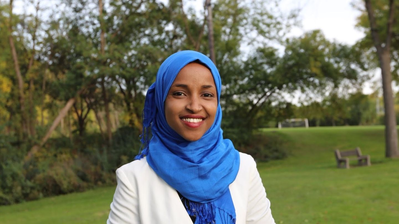Ilhan Omar, Legislator Muslim Somalia Pertama di AS