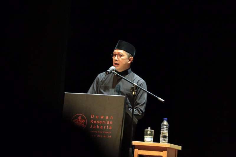 Menag: Agama dan Budaya Adalah Sejoli Yang Saling Melengkapi