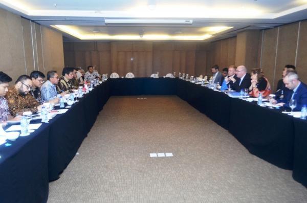 Indonesia dan Uni Eropa Sepakat Kembangkan Kerjasama Investasi dan Perdagangan