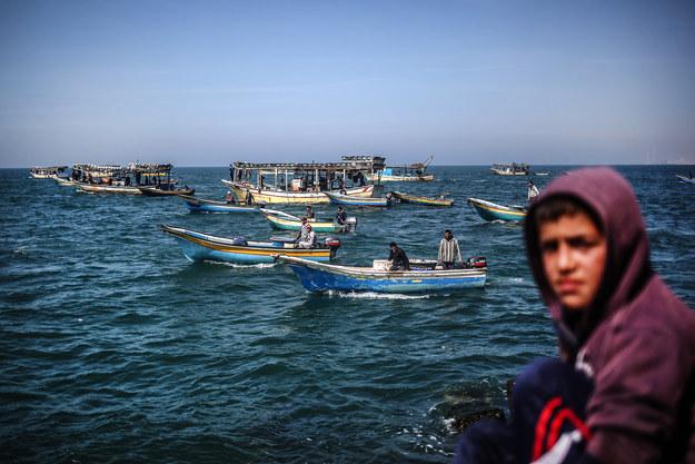 Israel Tenggelamkan Kapal Nelayan Gaza Dengan Limbah