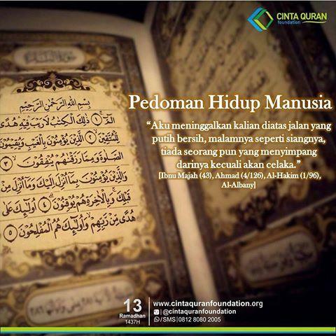 Khutbah Jumat: Berpegang Teguh Pada Al-Quran