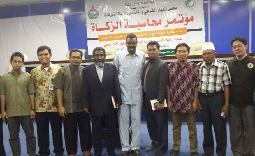 Sebanyak 17 Delegasi Indonesia Ikuti Pembukaan Konferensi Akuntansi Zakat Sudan
