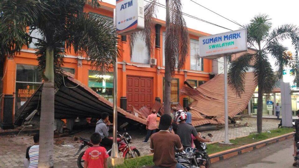 Depsos Kirim Bantuan ke Aceh