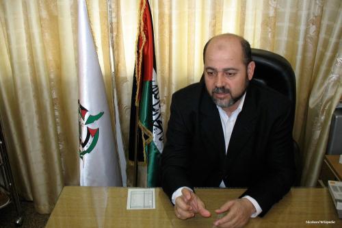 Wakil Kepala Biro Politik Hamas Bahas Hubungan Bilateral di Kairo