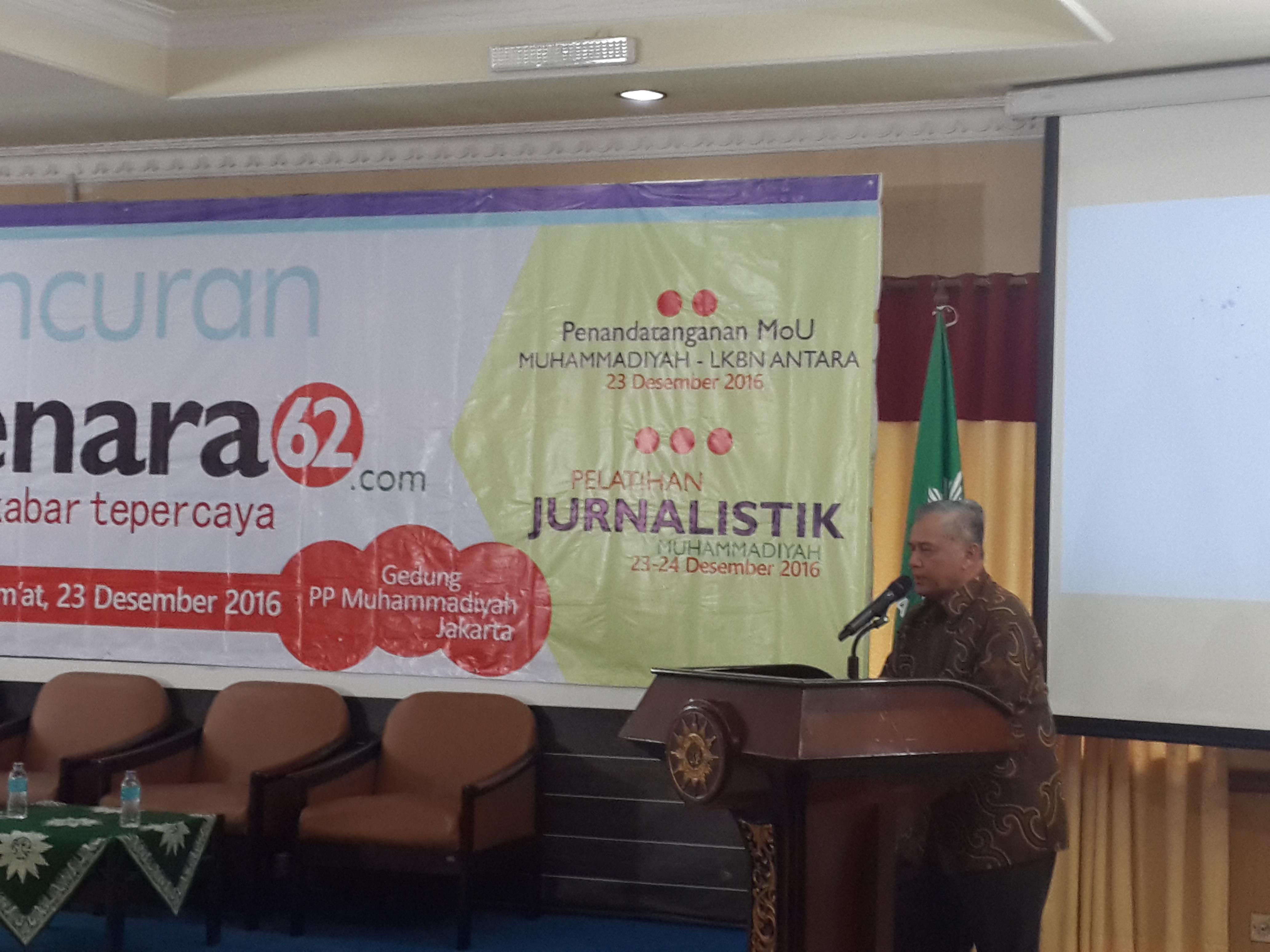 Muhammadiyah Luncurkan Portal Berita untuk Sarana Dakwah Peradaban