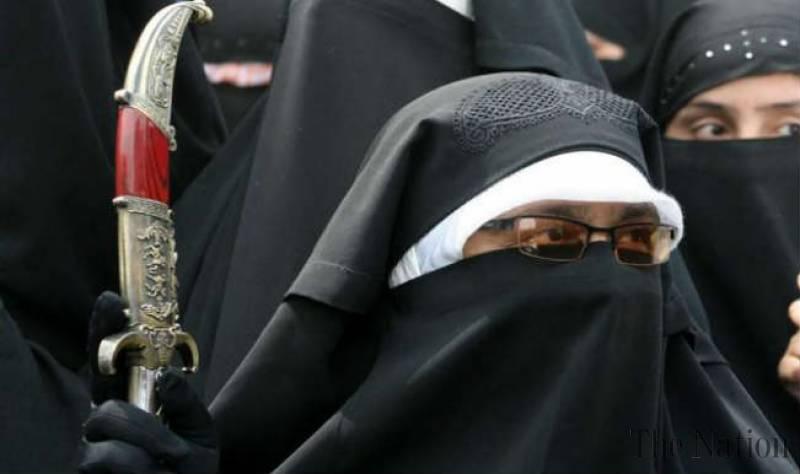 ketua kelompok wanita pejuang kashmir tidak dibebaskan
