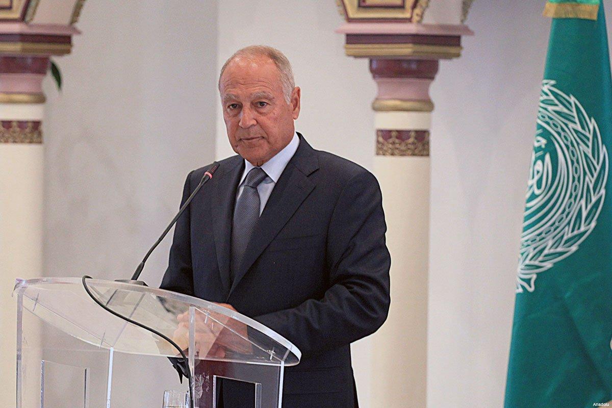 Liga Arab Tegaskan RUU Israel Untuk Legalkan Permukiman Harus Ditolak