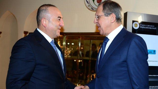Turki, Rusia dan Iran Agendakan Pertemuan Bahas Solusi Perang Suriah