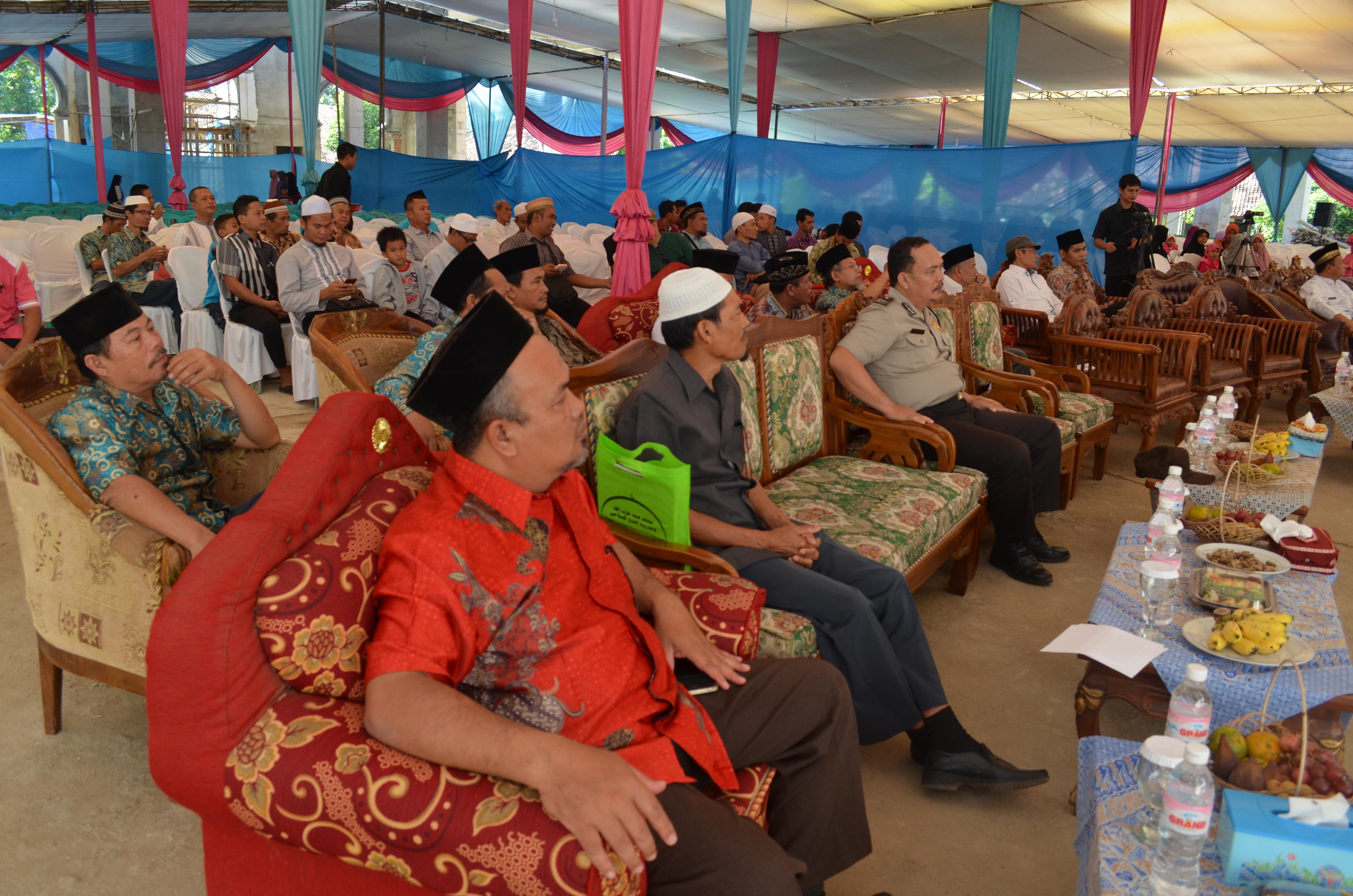 Ponpes Al-Fatah Lampung Bentuk Ikatan Alumni Al-Fatah