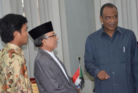 Universitas Bakht Alruda Sudan Akan Kerjasama dengan Universitas di Indonesia.