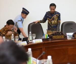 Jokowi Minta Tindak Media Online Produksi Berita Bohong