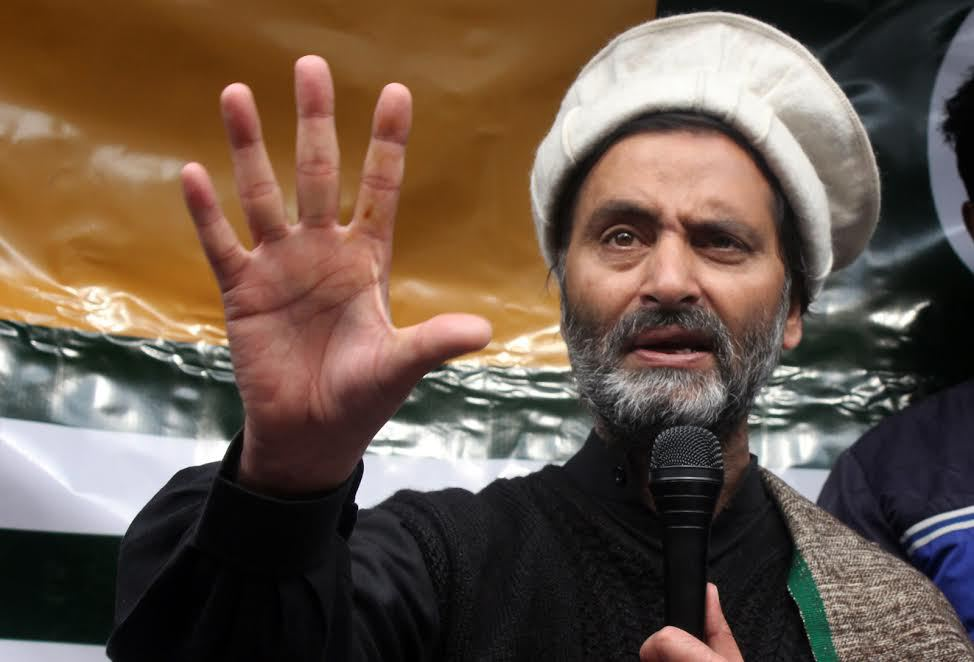 """Malik: Pemerintah India Terapkan Model """"Israel anti-Palestina"""" di Kashmir"""