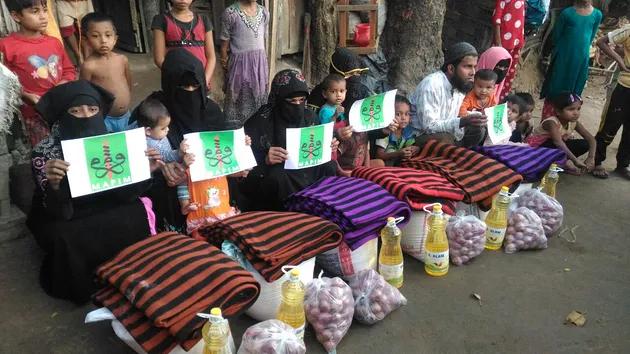 MAPIM Salur Bantuan Malaysia Kepada Pengungsi Rohingya