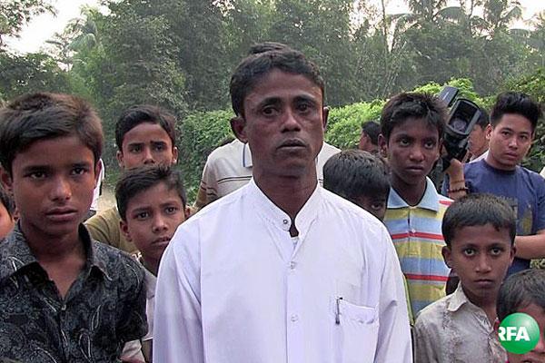 Warga Muslim Rakhine Ditemukan Tanpa Kepala  Setelah Berbicara kepada Wartawan