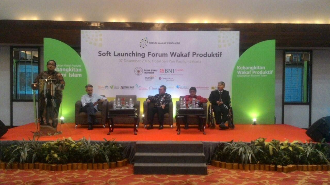 BWI Perkenalkan Forum Wakaf Produktif dan Hari Wakaf Produktif