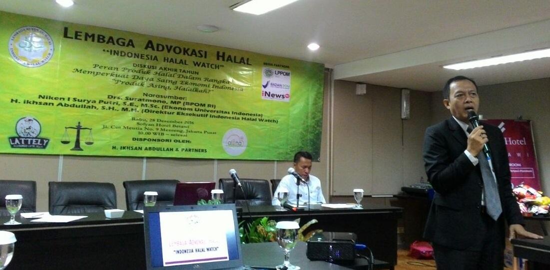 Lebih Dari 3.000 Restoran Di Indonesia Tidak Bersertifikasi Halal