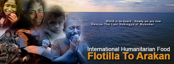 MAPIM Kirim Armada Kemanusiaan 'Food Flotilla to Myanmar' Januari Depan
