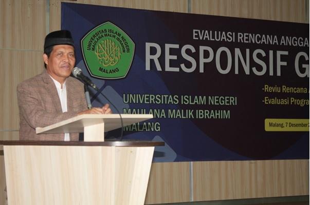 Rektor UIN Malang: Sinergitas Perencanaan Penting Bagi Kementerian Agama
