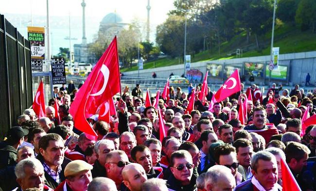 Erdogan Akan Perangi Teror Atas Serangan Kembar di Istanbul