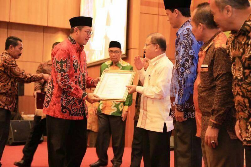 Menteri Agama Apresiasi Tiga Pemda Pelopor MAN IC di Indonesia