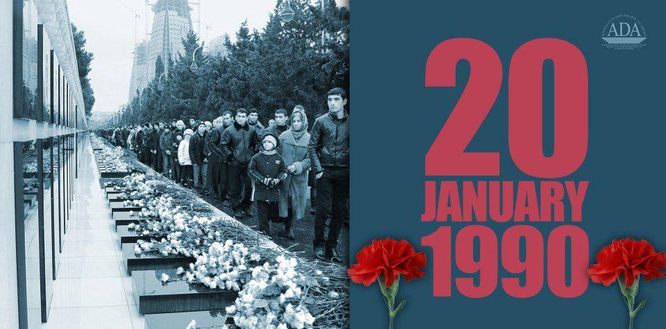 Mengenang 20 Januari Kelabu 1990 Di Azerbaijan