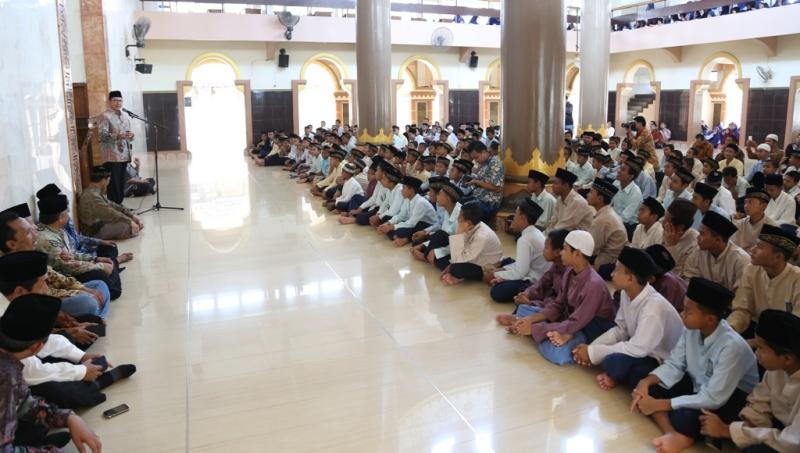 Menag : Pondok Pesantren Ajarkan Ilmu Hidup