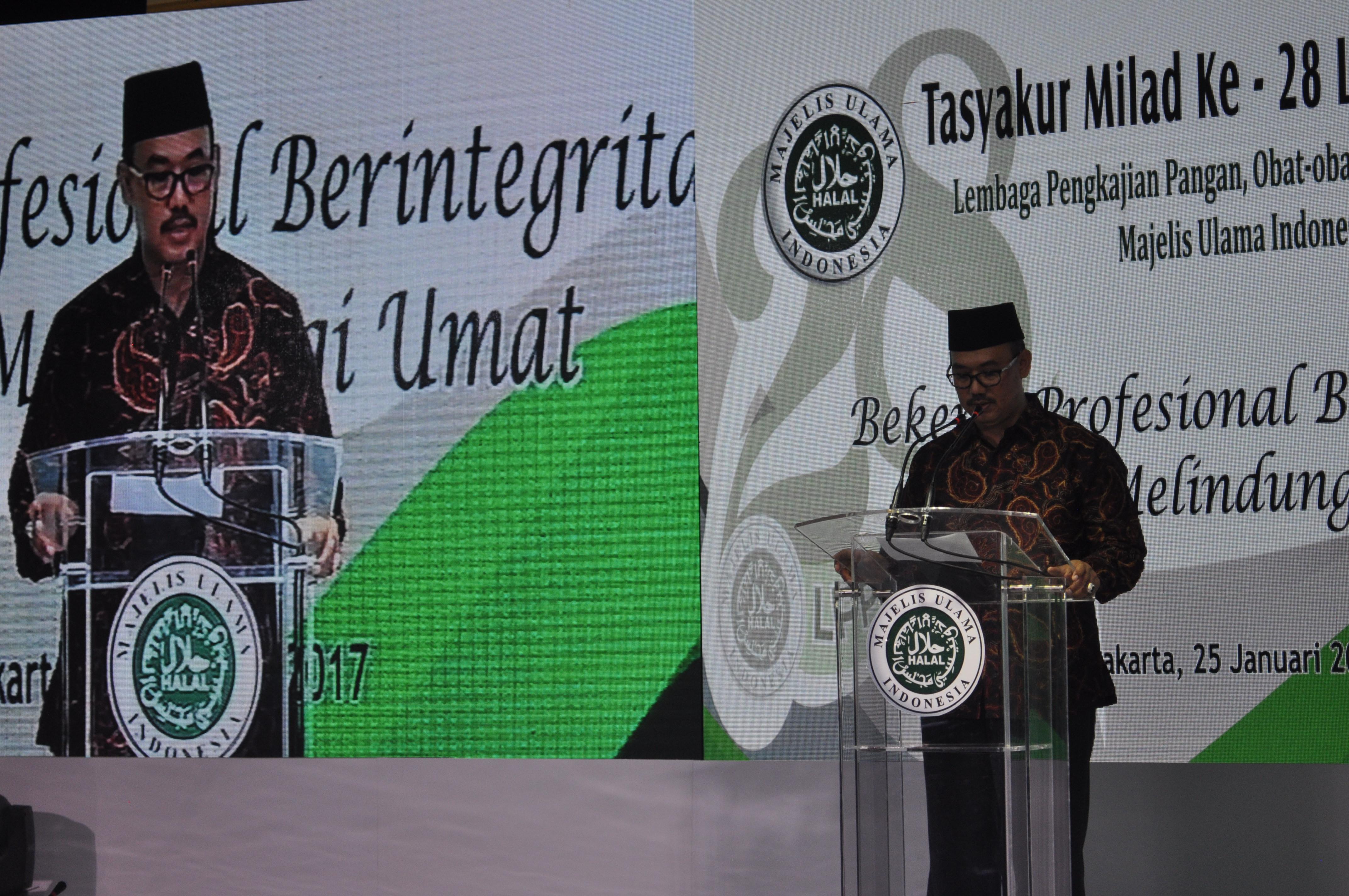 LPPOM MUI: Produk Halal Indonesia Dapat Bersaing Produk Global