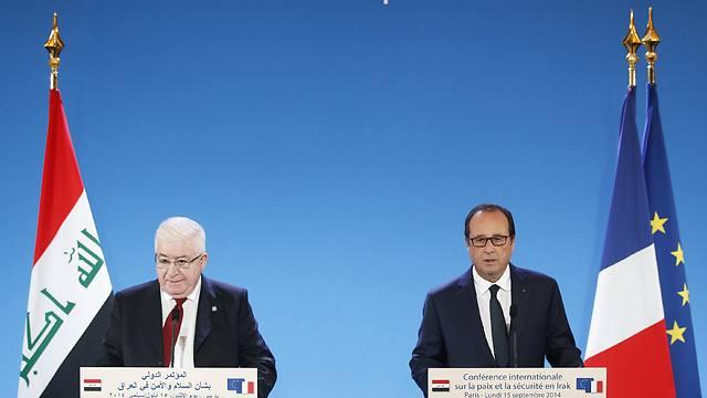 Hollande: Lawan ISIS Kunci Cegah Serangan Dalam Negeri