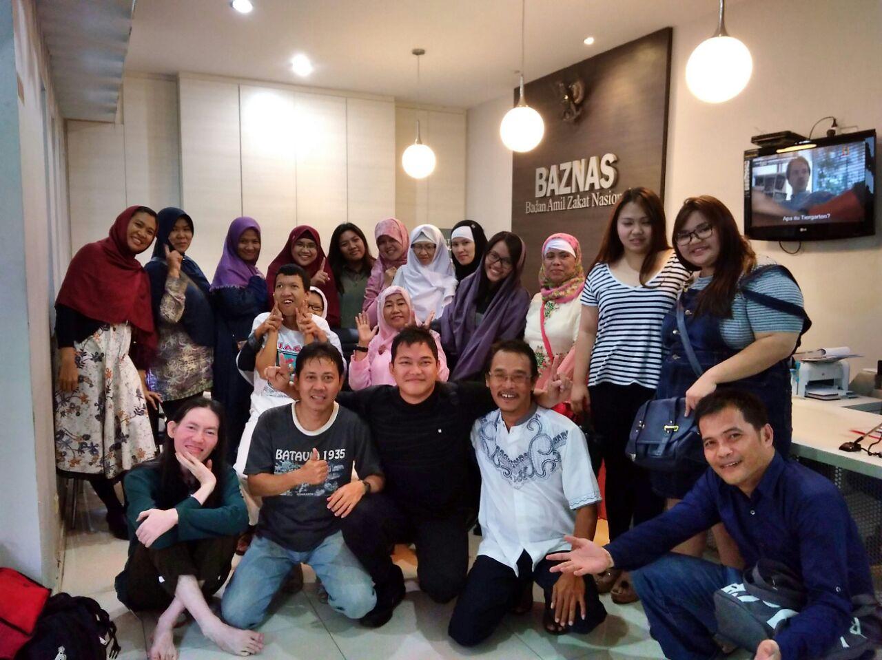 Mualaf Center BAZNAS Adakan Dauroh di Bandung