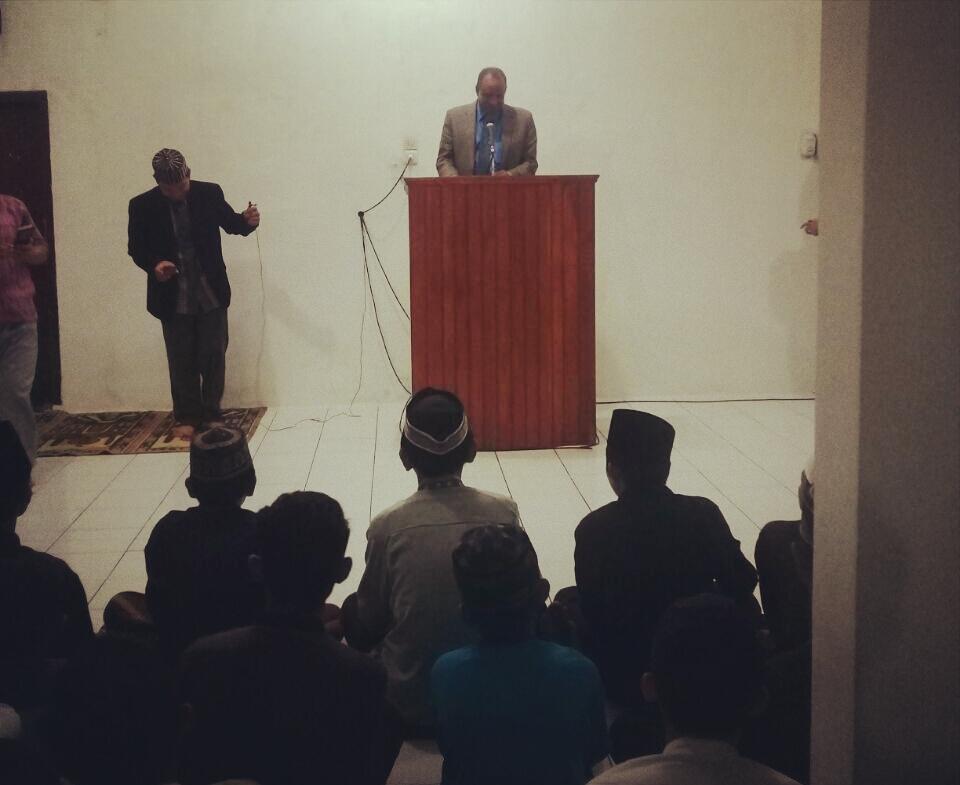 Rektor Universitas Bakht Alruda Sudan Kunjungi Ponpes Al-Fatah Lampung