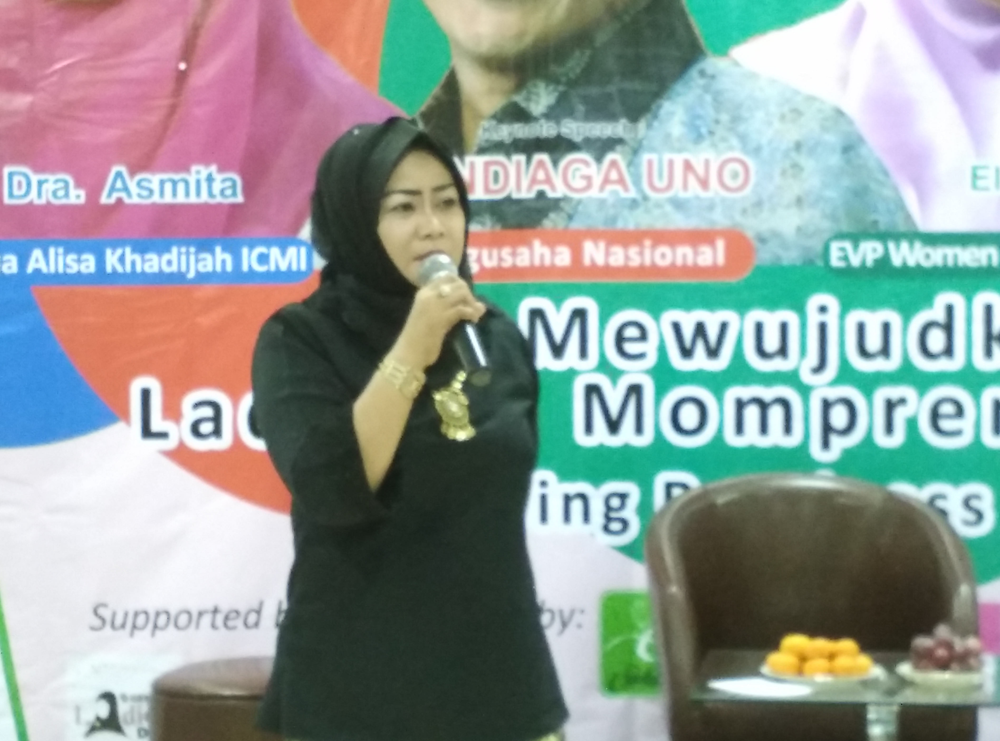 Ina Marlina: Alisa Khadijah Siap Fasilitasi Bisnis Bagi Muslimah