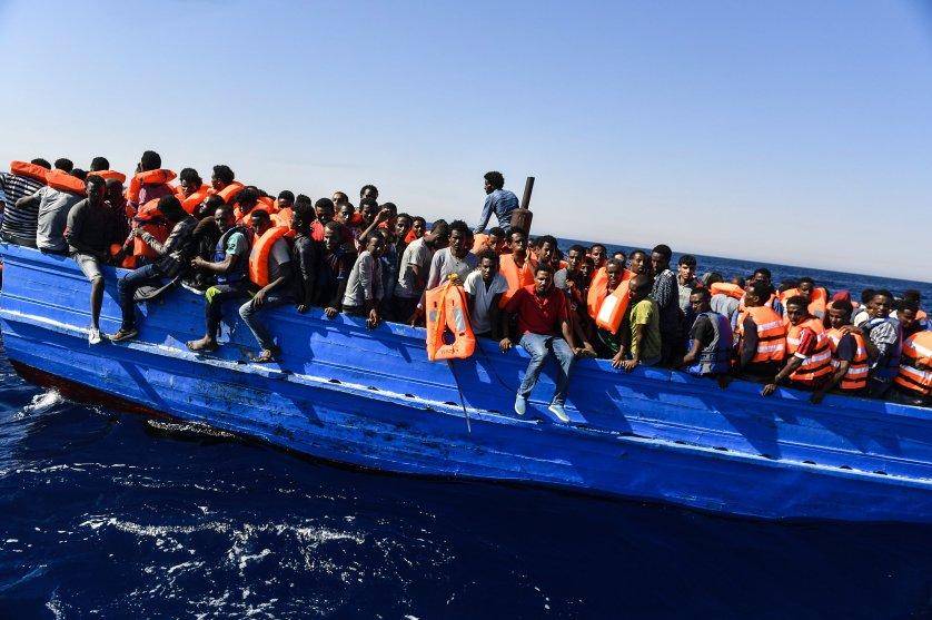 Kepresidenan Uni Eropa Serukan Kesepakatan Migran dengan Libya
