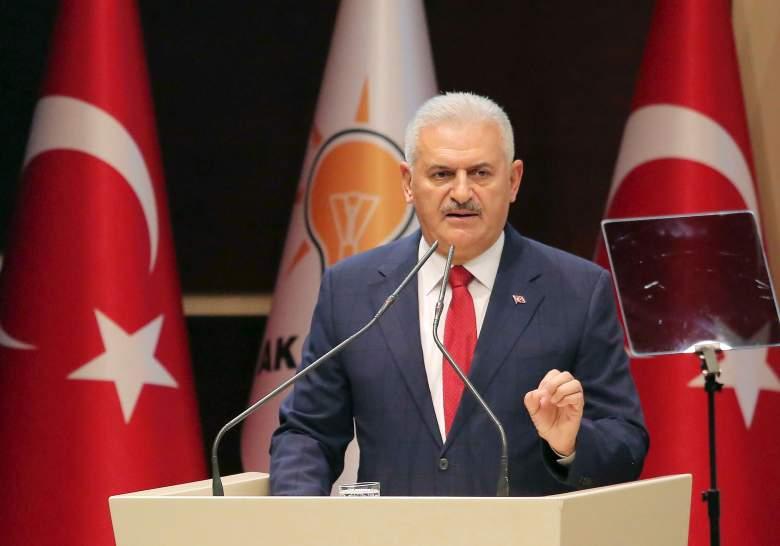 PM Turki Janji Kurangi Aksi Terorisme di Tahun 2018