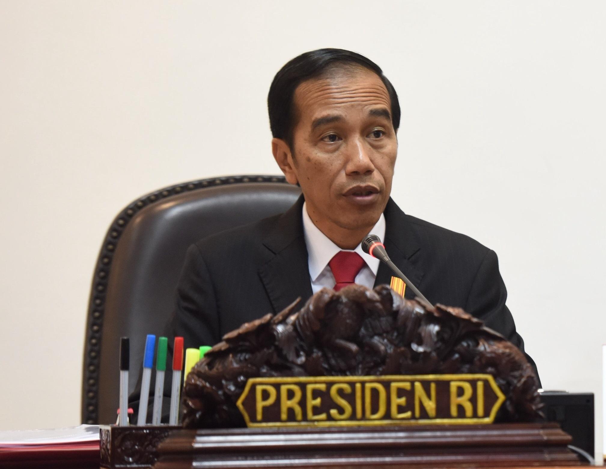 Jokowi: Indonesia Tak Terkena Dampak Kebijakan Trump Larang Imigran Tujuh Negara Muslim