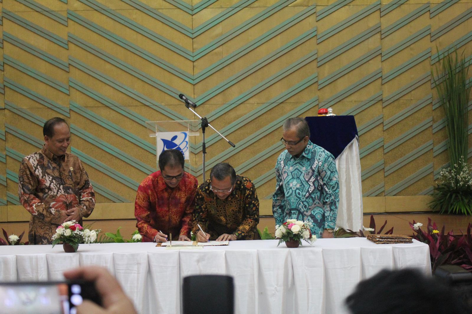 Kemenristekdikti Adakan Kerjasama dengan PT Telkom Indonesia Guna Kelancaran SNMPTN