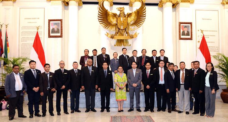 Delegasi Myanmar Akan Lakukan Diskusi Dengan Stakeholders di Indonesia