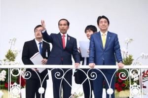 PM Shinzo Abe: Jepang Kerja Sama Dengan Indonesia Perangi Terorisme