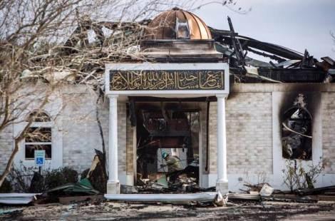 Islamic Center di Texas Kumpulkan Dana 950 Ribu Dolar Bangun Kembali Masjid