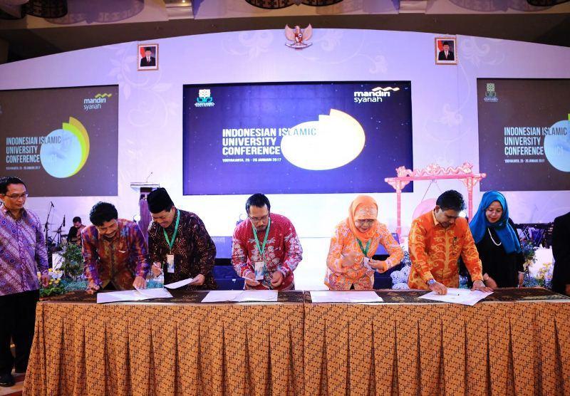 PTKI dan BSM Jalin Kerjasama Pengembangan Ekonomi Syariah