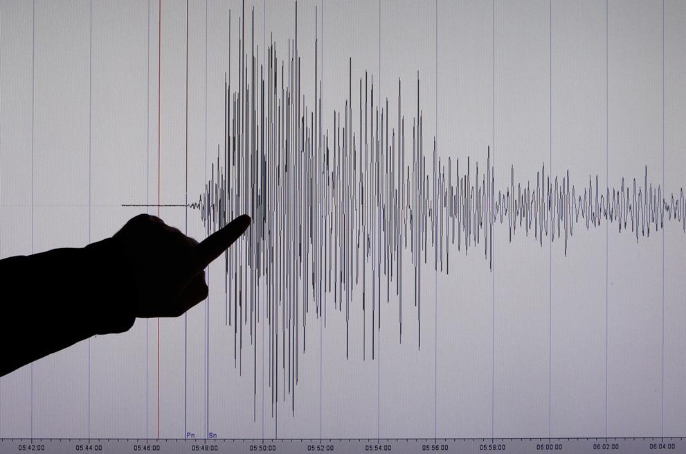 Gempa 5,5 SR Guncang Sumbar, BMKG: Tidak Berpotensi Tsunami