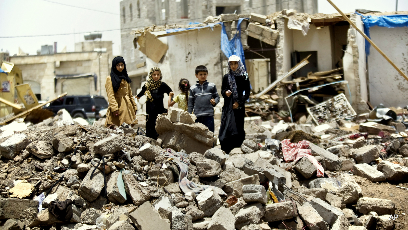 PBB Sponsori Perundingan Perdamaian Yaman