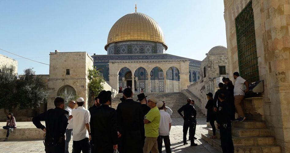 Knesset Batalkan Larangan bagi Anggotanya Masuk ke Al-Aqsha